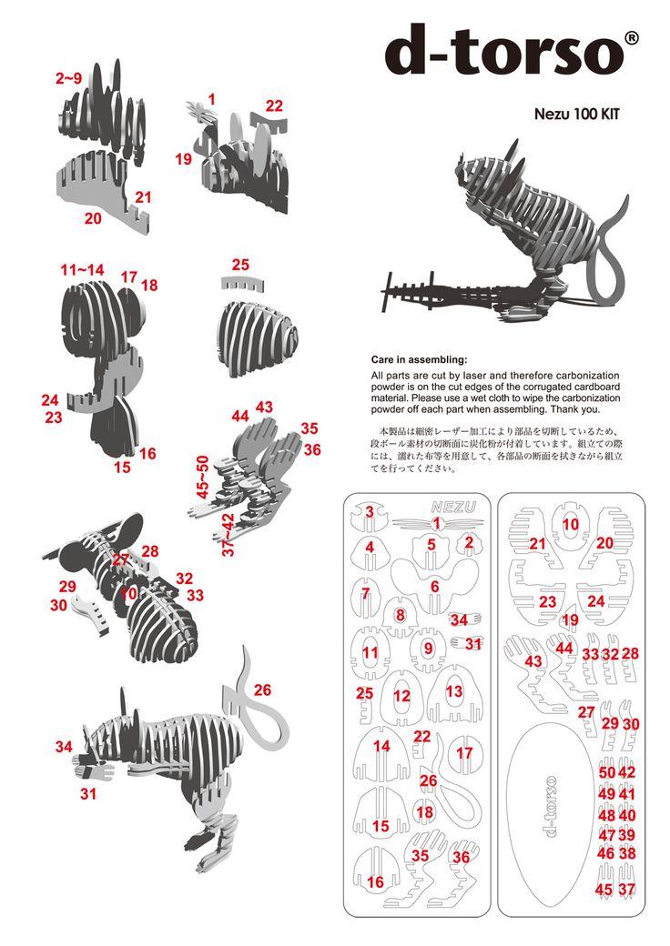 Mejores 46 imágenes de ANIMALES 3D en Pinterest