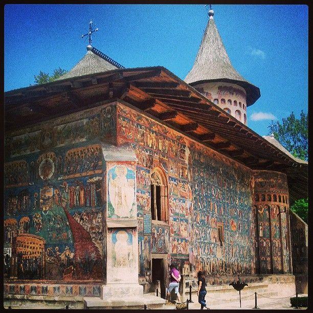 Mănăstirea Voroneț