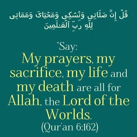 Only Allah