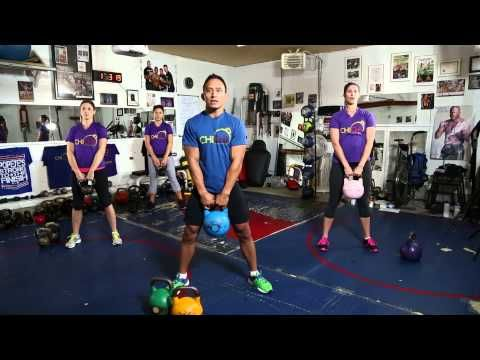 Kettlebell Training for Beginners    Please check more of our videos and go to www.chichihealthandfitness.ca