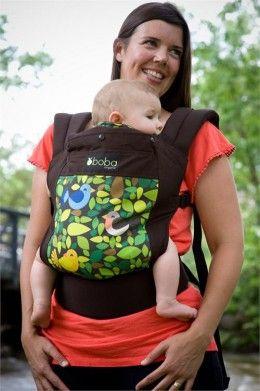Best Baby Carrier for Bad Backs