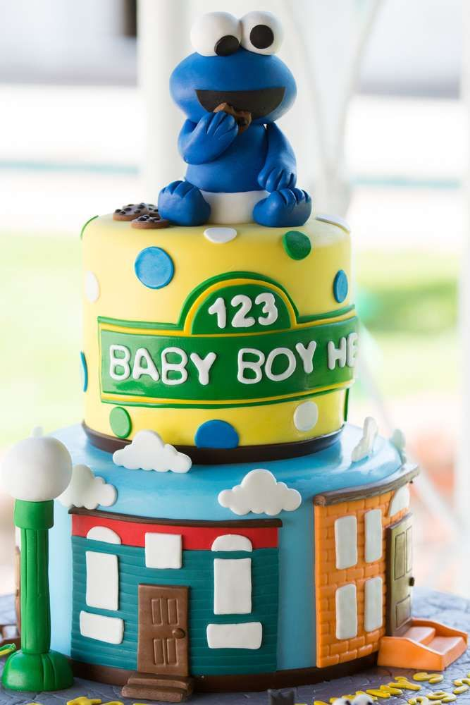 sesame street baby shower party ideas party planning baby shower