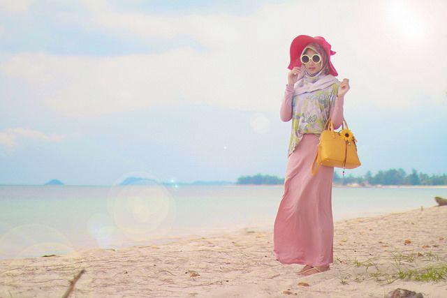 beach style by indah nada puspita