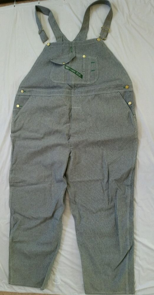 """KEY Imperial Overalls """"Aristocrat of Overalls"""" NEW with TAGS! Work Tough! #Key #Overalls"""