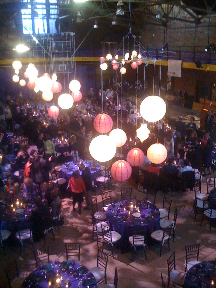 A college gymnasium dressed up for an event. The textured light on the tables is created with leko spotlights with lavender gel and breakup gobos. & 55 best Gobos (Lighting Templates) images on Pinterest | Templates ... azcodes.com