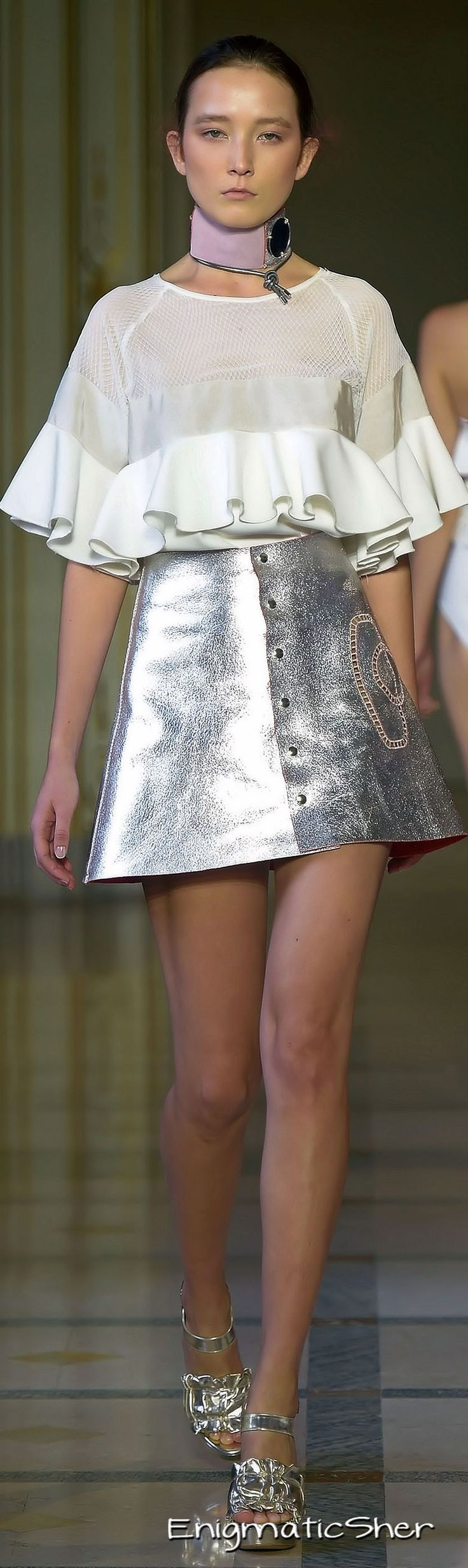 Andrea Incontri Spring Summer 2016 Ready-to-Wear