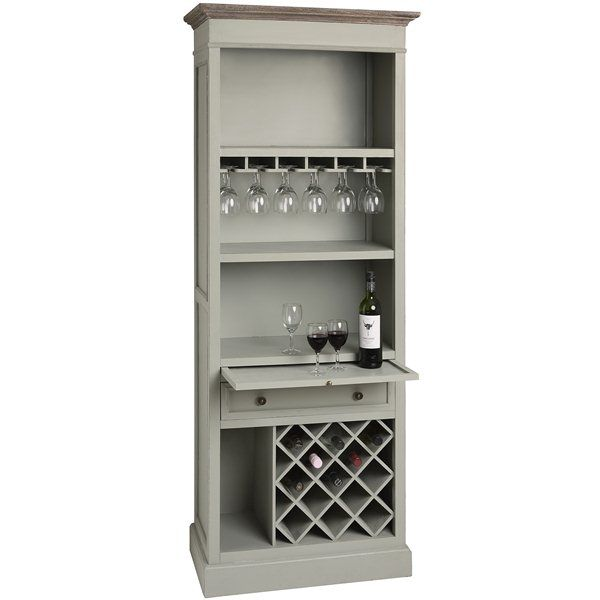 HICKS and HICKS Classic Painted Drinks Cabinet - Hicks & Hicks