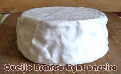 Queijo branco light caseiro #queijo #receitas #receitaslight #receitasfit #fitness #dieta