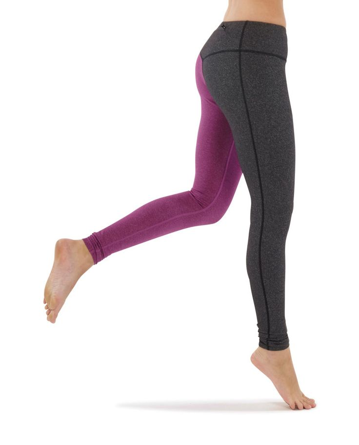 Ranter Leggings / Charcoal Berry www.talbotavenue.com