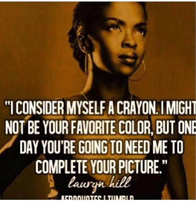 Lauryn Hill #bow