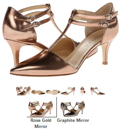 Pantofi cu toc roz auriu sau grafit Aquatalia by Marvin K. Ophelia. Detalii aici http://thankyou.ws/pantofi-stiletto-din-piele-naturala-alege-calitatea #pantofisenzationali  #pantoficutocstiletto #pantofidinpielenaturala #pantofistilettopielenaturala #AquataliabyMarvinK #Ophelia