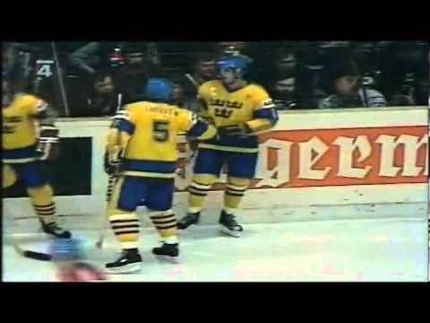 Hokejové zlato z Prahy 1985