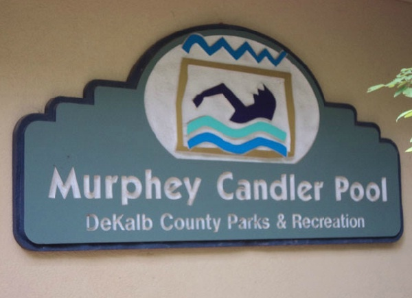 Murphey Candler Pool | SPPI exterior painters painting projects.