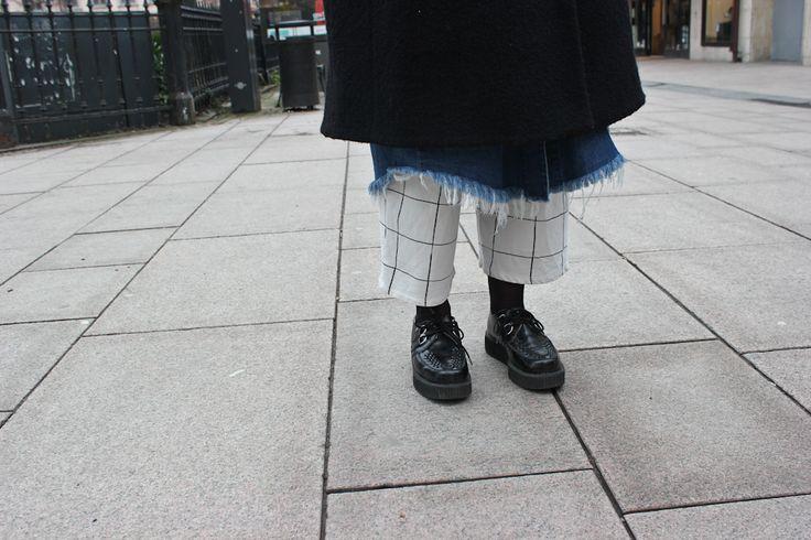 #Streetstyle #Gothenburg #Shoes