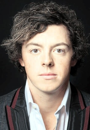 In honor of St. Patrick's Day I give you Rory McIlroy :)