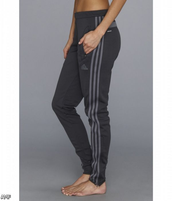 girls wearing adidas soccer pants