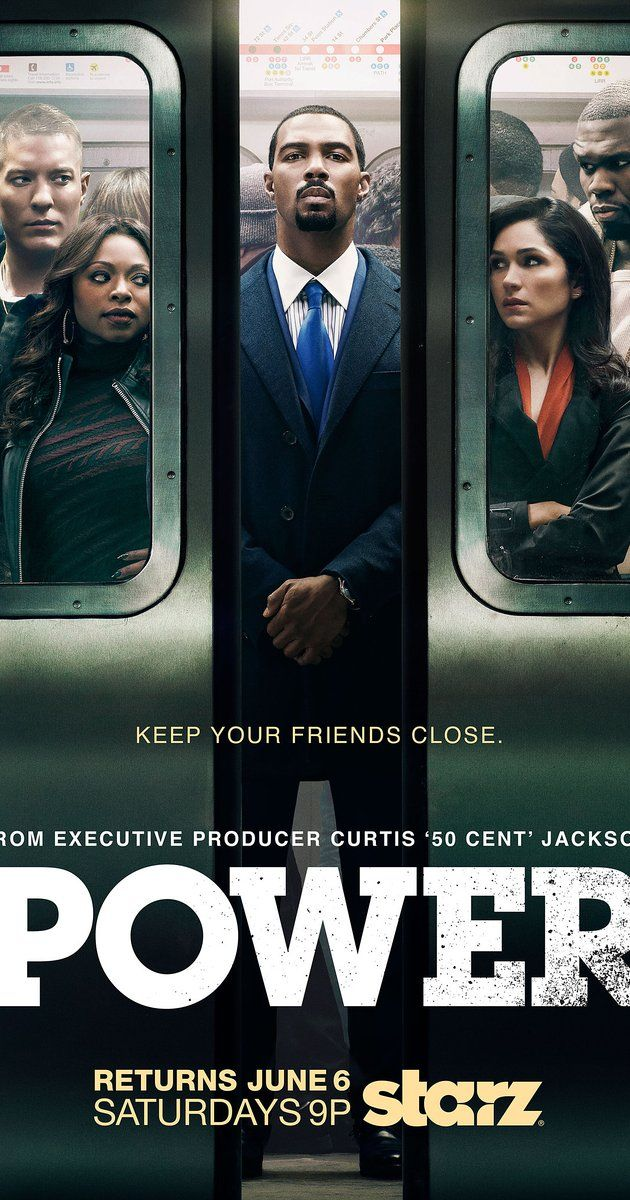 """Created by Courtney Kemp Agboh.  With Omari Hardwick, Lela Loren, Naturi Naughton, Joseph Sikora. James """"Ghost"""" St. Patrick, a wealthy New York night club owner who has it all, catering for the city's elite and dreaming big, lives a double life as a drug kingpin."""