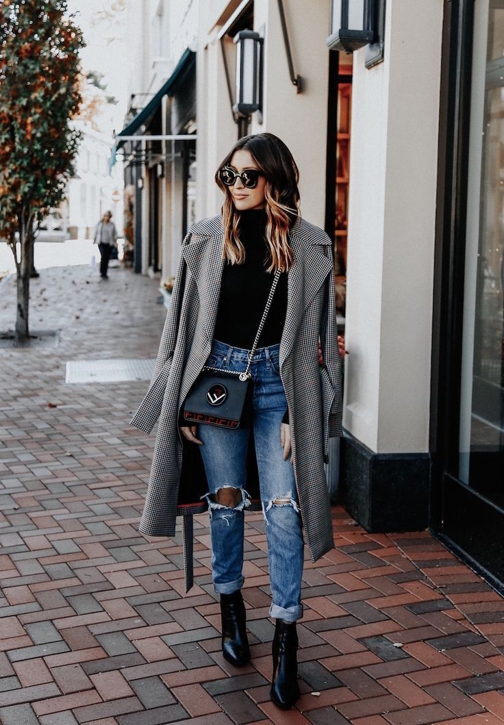 Fall & Winter Staples #Winteroutfits