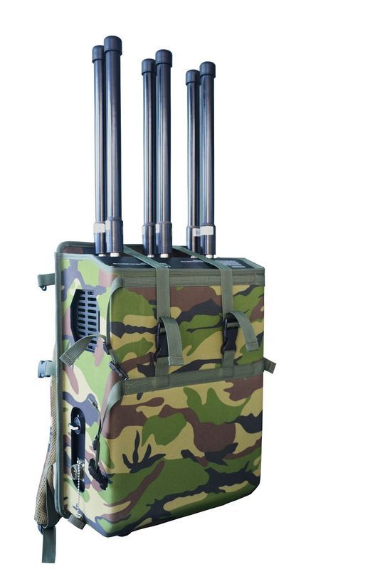 Cell Phone Jammer >> New 6 Channels High Power Backpack Cell Phone Signal Jammer 4g Cell