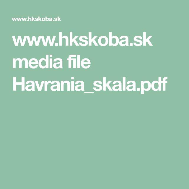 www.hkskoba.sk media file Havrania_skala.pdf