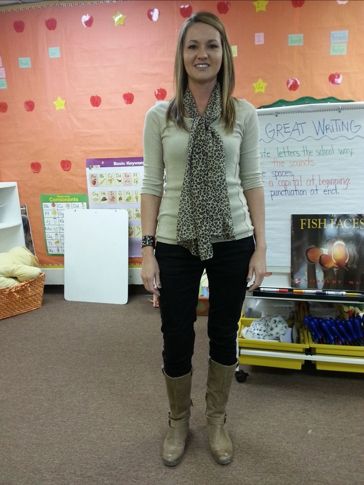 For my teacher friends!  Teacher Clothing Blog - she shows outfit ideas for every day of the school year.  Even if you're not a teacher, this is good inspiration for business casual!