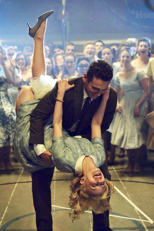 James Franco and Sarah Gadon as Jake and Sadie in 22.11.63 in a beautiful scene…