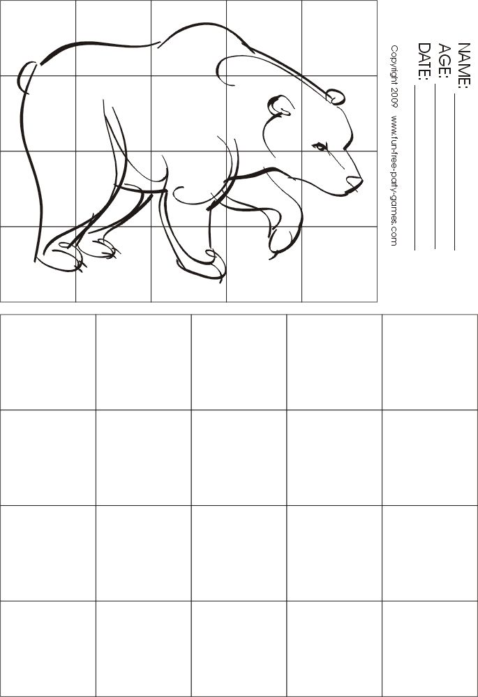 Best  Drawing Grid Ideas On   Art Worksheets Eaton