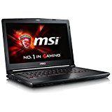 MSI 14-Inch GS40 6QE Phantom Gaming Notebook (Black) - (Intel Core i7-6700HQ 2.6 GHz