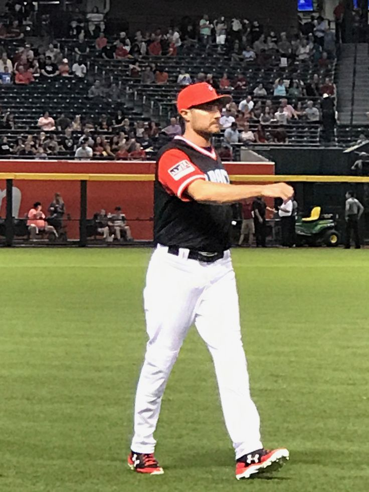 A. J. Pollock Chase Field 8/25/17.