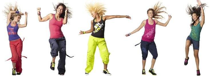 Guess where we're going? Join the Party! Zumba at Sea