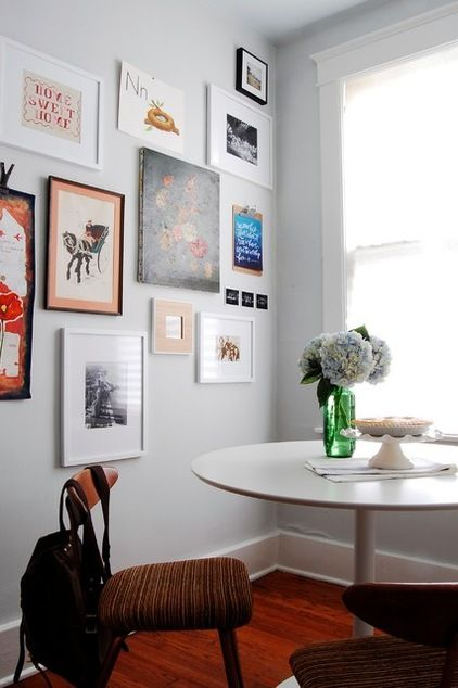 17 best images about art walls on pinterest photo walls picture walls and art walls