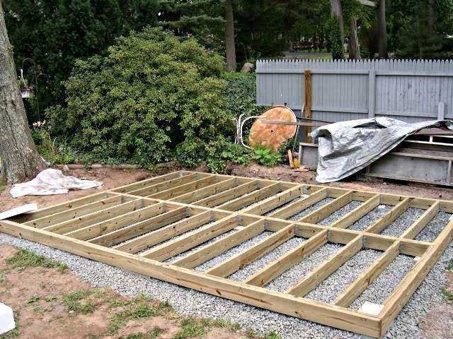 Faire Une Terrasse En Bois Pas Cher En 2020 Faire Une Terrasse Jardiniere Terrasse