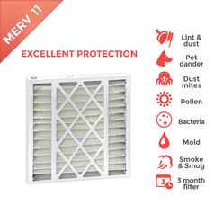 Fitting or shifting your furnace filter is by a wide margin the most critical consistent upkeep you can perform on your HVAC framework.  http://www.filtersdelivered.com/5-inch-air-filters/