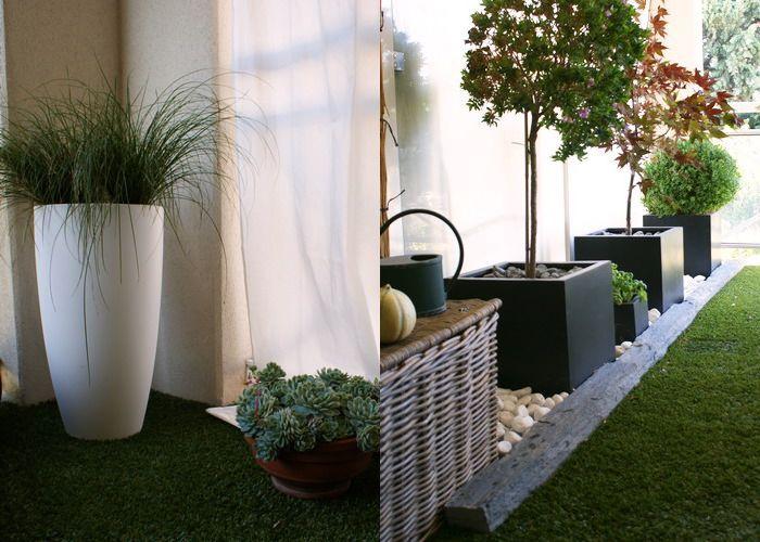 1000 ideas about balcon terrasse on pinterest deco - Decoration terrasse balcon ...