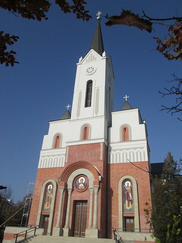 görög katolikus templom miskolc
