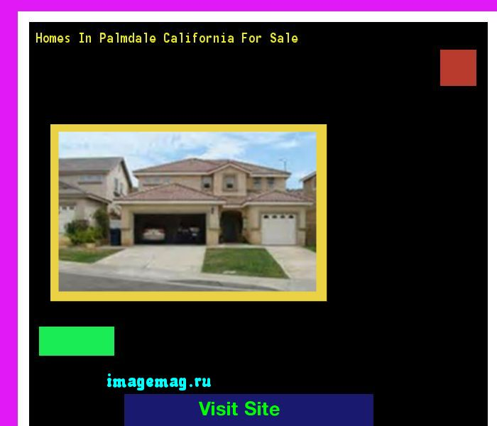Homes In Palmdale California For Sale 092442 - The Best Image Search