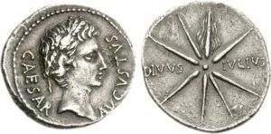 The earliest coin collector, as we see it today, was Caesar Augustus, the first emperor of Rome - Records show that he sometimes presented old and exotic coins to friends and courtiers during festivals and other special occasions.