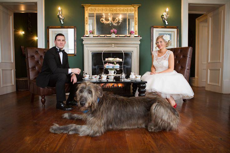 Bride & Groom Photoshoot