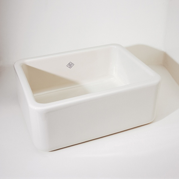 Check Out The Rohl Shaws Original Single Bowl Fireclay Apron Kitchen Sink