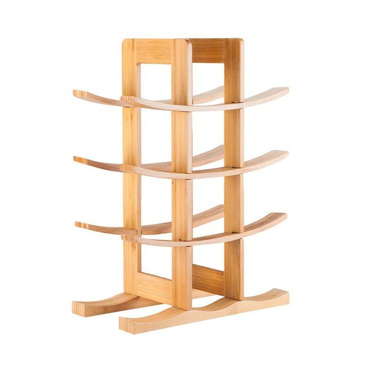 12 Şişelik Bambu Şaraplık http://www.evdebir.com/12-siselik-bambu-saraplik.html#.UwMt_fl_tqU