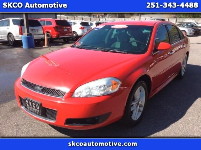 Used 2013 Chevrolet Impala LTZ for Sale in Mobile AL 36608 SKCO Automotive