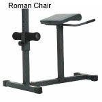 In my opinion one of the best Ab Machine is Roman Chair or Apex Roman/Hyper Extension Bench.
