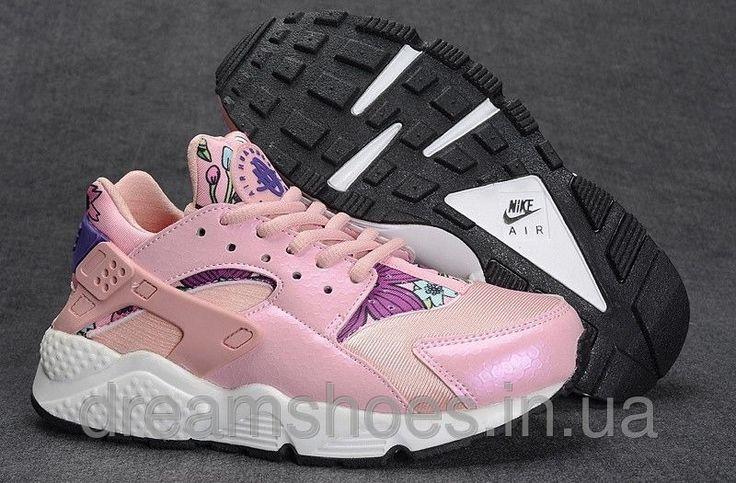 Женские кроссовки Nike WMNS Air Huarache Run Print Pink купить Киев. Цена 1 279 грн оригинал, доставка Украина   Дримшуз