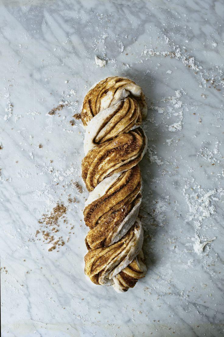 Christmas Spice Mochi Bread Babka