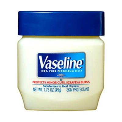 Vaseline is great for everything from a lip gloss to moisturizing your calluses. You can even use it in lieu of mascara to create a subtle sparkle on your lashes. At L&G Hair Studio where your Beauty is our Business 405-670-5336.
