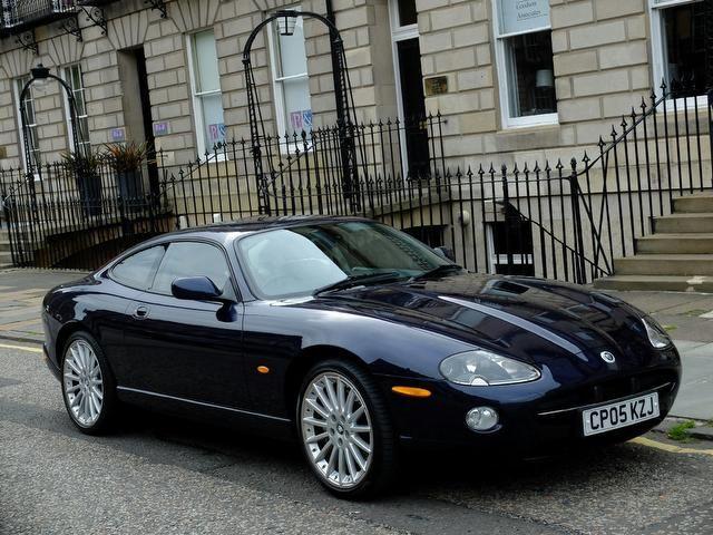 """2005 - Jaguar XK8 4.2 S 2dr RARE """"S"""" FINAL EDITION"""