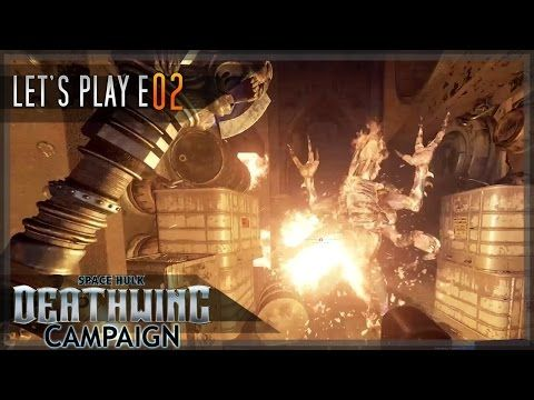New video is up: Space Hulk: Deathwing - 'By fire be purged!' - Let's Play E02 [Campaign]