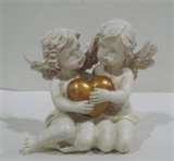 Collectible Figurines with wings for unusual christening gifts factory