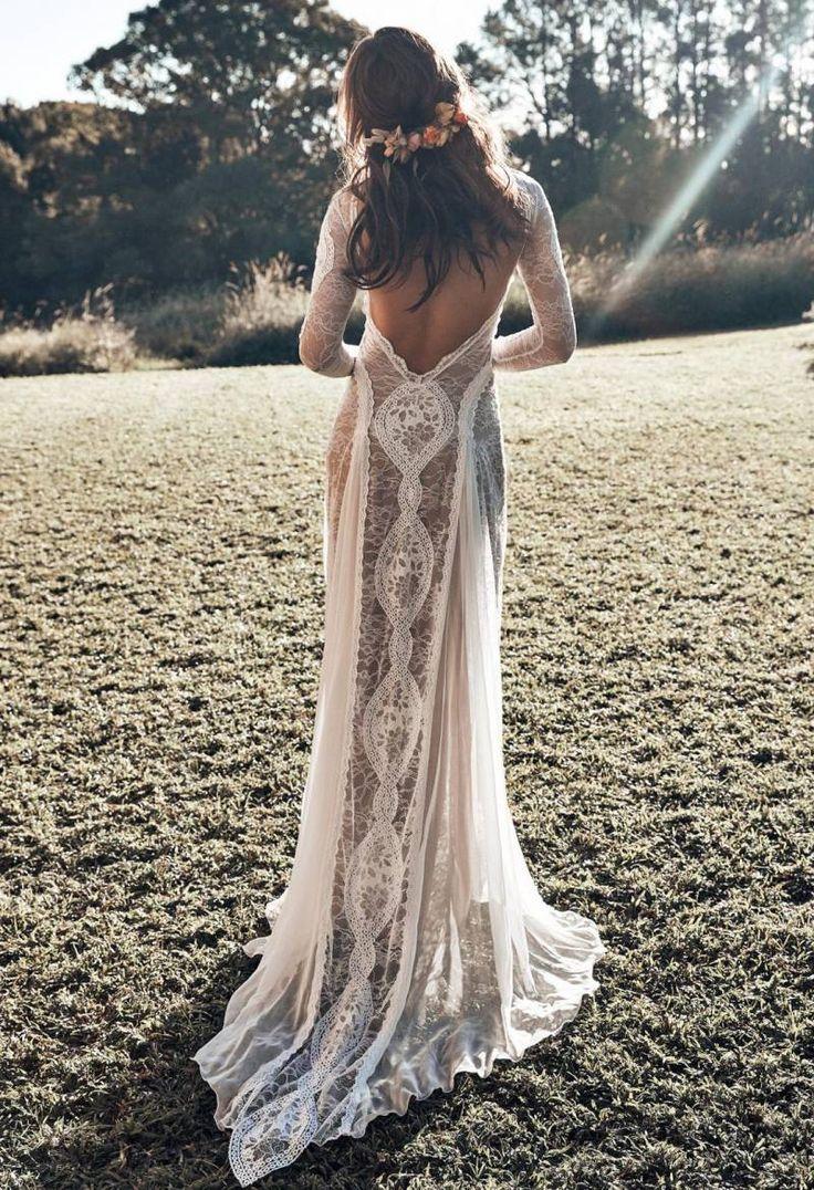 47++ Old boho wedding dress ideas