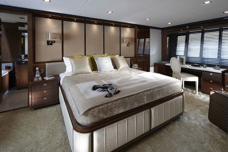 interior yacht design | Princess Yachts to launch Fendi Casa collaboration
